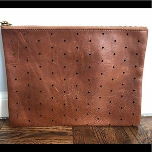 Madewell Leather Pouch